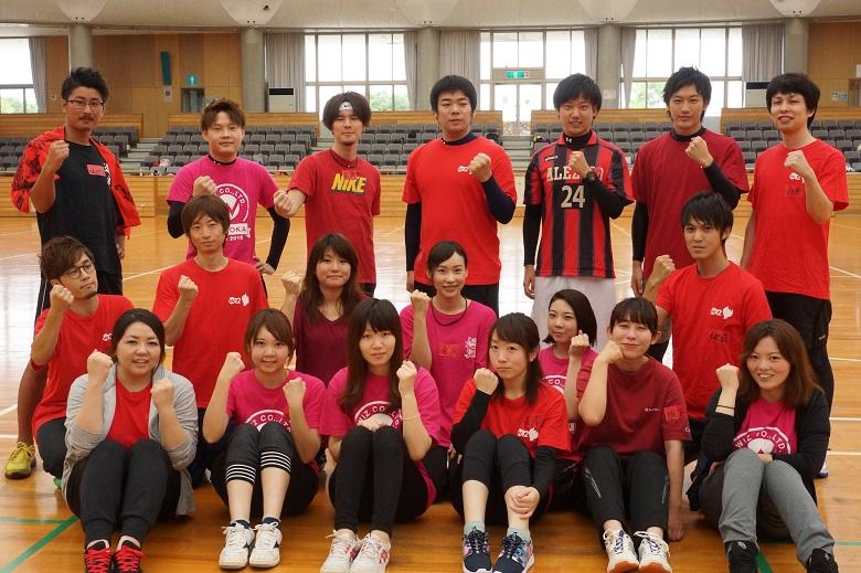 【福岡】秋の社内運動会が開催されました!