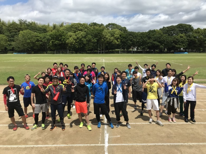 【大阪】第4回運動会を開催しました!