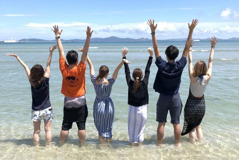 2018年社員旅行in沖縄