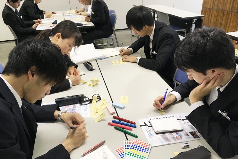 【札幌】「第2回内定者研修」を行いました♪