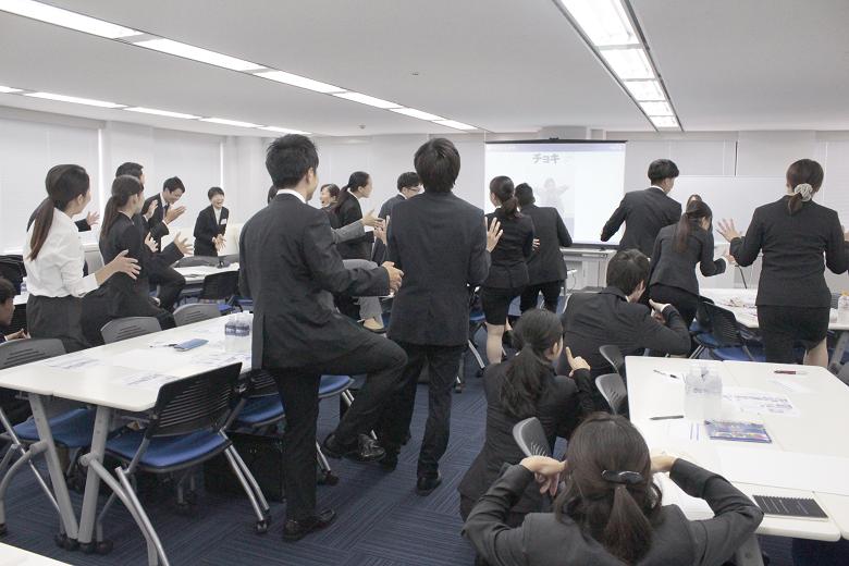 【東京本社】内定者研修キックオフ!~来年4月までに成長させたいこと~