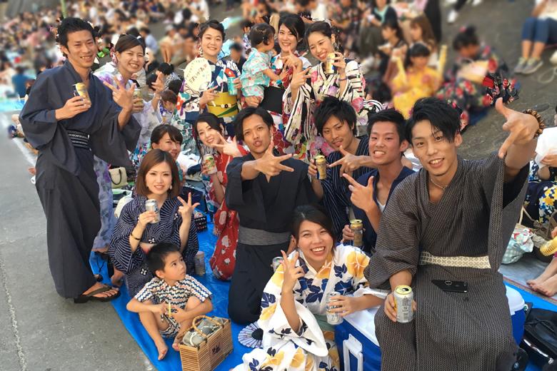 【名古屋】「第39回日本ライン夏まつり納涼花火大会」