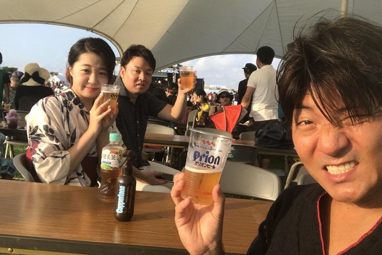【沖縄】花火大会in沖縄
