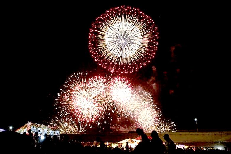 【大阪】「なにわ淀川花火大会」に参戦してきました!