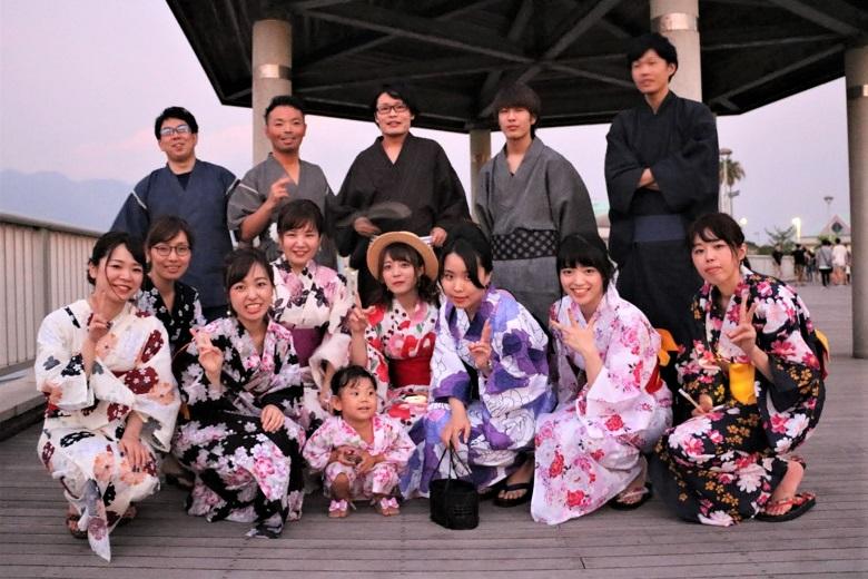 【鹿児島・福岡】花火大会に参加してきました!