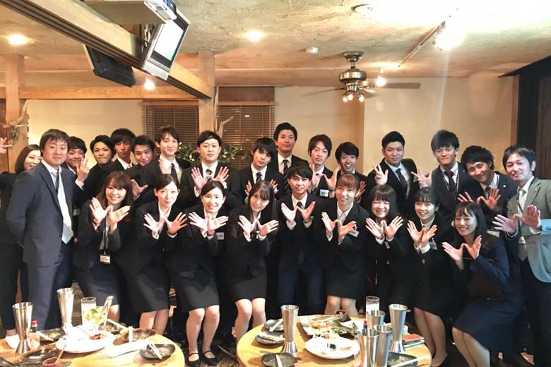 【札幌】内定式兼経営方針発表会&懇親会を開催しました!