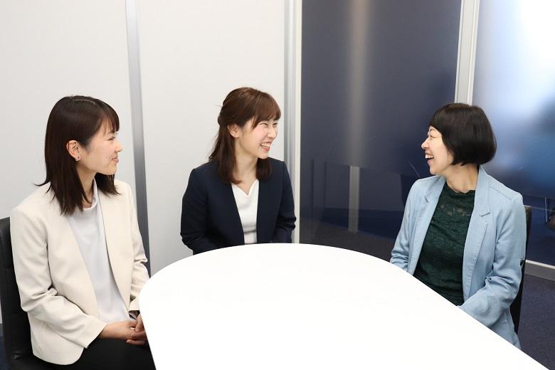 """~育休復帰座談会~ママたちが""""戻ってきたい会社""""Wizの魅力!"""