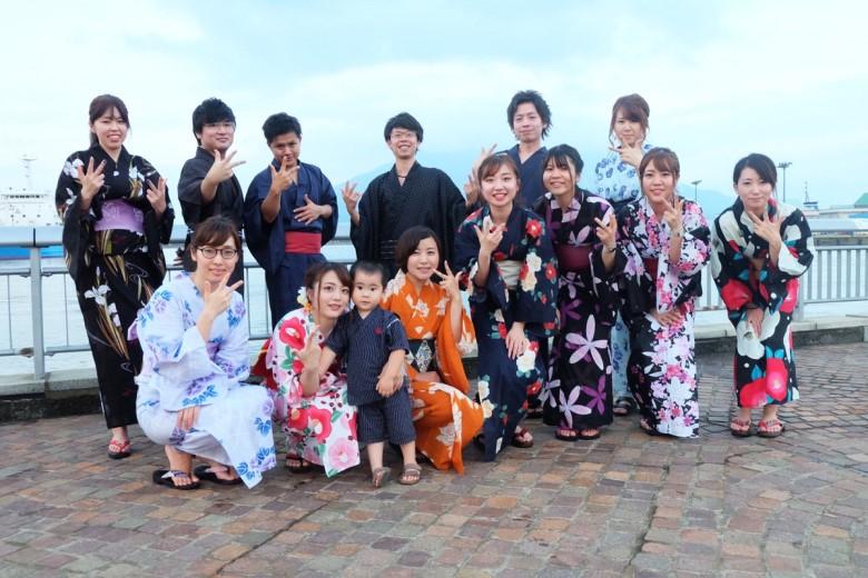【鹿児島】「2019桜島火の島祭り」に参加してきました!