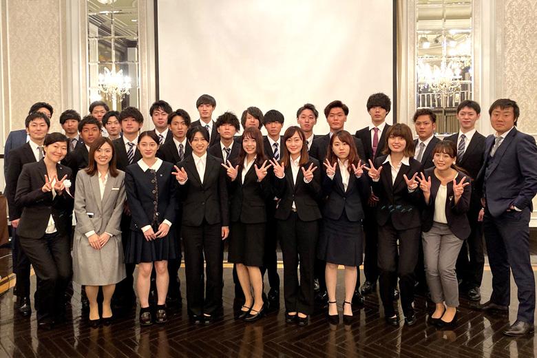 【札幌】内定式 兼 経営方針発表会&懇親会を開催しました!